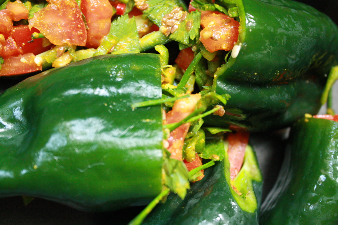 99 Cent Stuffed Peppers Recipe 2 Serves Three For Under 5 If You Need Reminding About Basics Cooking And Stuffing A Pepper Please Click Here